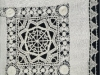 Collection: Eternal Cyprus - 15th to 21st Pictures<br><br>Detail of elaborate Cypriot embroidery work.